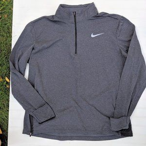 Nike Dry-Fit Running Quarter-Zip Pullover
